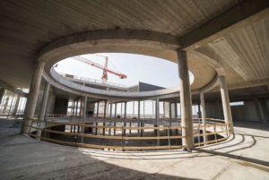 Skypargi uus asukoht, meelelahutuskeskus T1 tutvustas oma plaane