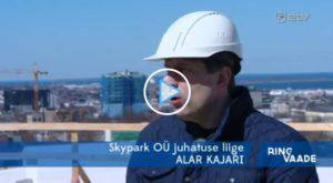 ETV Ringvaade tutvustas uut Skyparki ja vaateratast (vaata VIDEO)